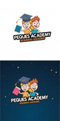 Logo & Huisstijl # 1028335 voor Peques Academy   Spaanse lessen voor kinderen spelenderwijs wedstrijd
