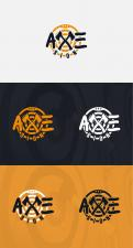 Logo & stationery # 1150785 for Create our logo and identity! We are Axe Sion! contest