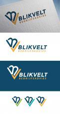 Logo & Huisstijl # 1075246 voor Ontwerp een logo en huisstijl voor Blikvelt Bedrijfsadvies gericht op MKB bedrijven groeibedrijven wedstrijd