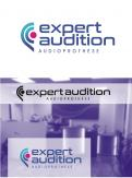 Logo & stationery # 957971 for audioprosthesis store   Expert audition   contest