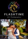 Logo & stationery # 1009643 for Flashtime GV Photographie contest