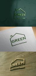 Logo & Huisstijl # 1061090 voor Green Housing   duurzaam en vergroenen van Vastgoed   industiele look wedstrijd