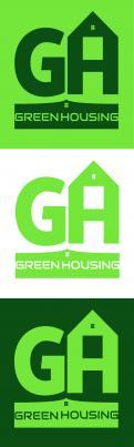 Logo & Huisstijl # 1062831 voor Green Housing   duurzaam en vergroenen van Vastgoed   industiele look wedstrijd