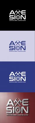 Logo & stationery # 1150725 for Create our logo and identity! We are Axe Sion! contest