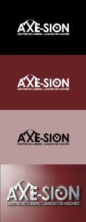 Logo & stationery # 1150734 for Create our logo and identity! We are Axe Sion! contest