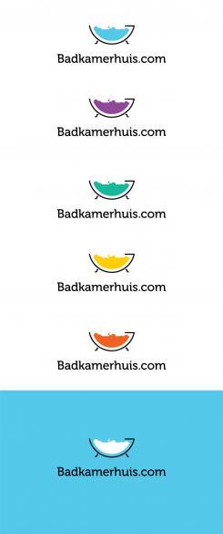 Logo & Huisstijl # 428564 voor Badkamerhuis.com Logo & Huisstijl voor Sanitairwinkel wedstrijd