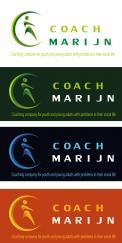 Logo & Huisstijl # 994952 voor Logo ontwerpen voor Coach Marijn wedstrijd