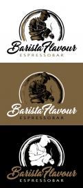 Logo & Huisstijl # 1137551 voor Ontwerp een korte  krachtige en pakkende bedrijfsnaam voor Espressobar! wedstrijd