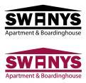 Logo & Corp. Design  # 1050188 für SWANYS Apartments   Boarding Wettbewerb