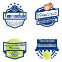 Logo & Corporate design  # 703713 für Logo / Corporate Design für einen Tennisclub. Wettbewerb