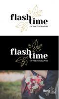 Logo & stationery # 1007617 for Flashtime GV Photographie contest