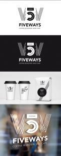 Logo & Huisstijl # 1013152 voor Five Ways Coffee Roastery and Cafe wedstrijd