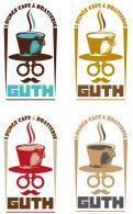 Logo & Huisstijl # 1204055 voor Lounge Cafe   Brasserie Guth wedstrijd