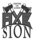 Logo & stationery # 1151141 for Create our logo and identity! We are Axe Sion! contest