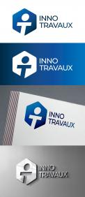 Logo & stationery # 1126395 for Renotravaux contest