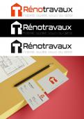 Logo & stationery # 1117046 for Renotravaux contest