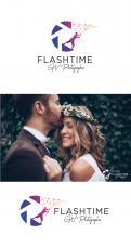 Logo & stationery # 1009423 for Flashtime GV Photographie contest