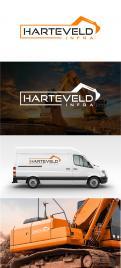 Logo & Huisstijl # 1014358 voor Gezocht  logo   huisstijl voor infratechniek bedrijf wedstrijd