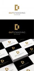 Logo & stationery # 1153966 for logo   corporate identity for a firm in interior design contest
