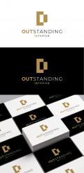 Logo & Huisstijl # 1153966 voor logo huisstijl voor firma in de interieurinrichting wedstrijd