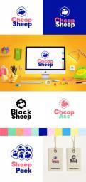 Logo & Huisstijl # 1202075 voor Cheap Sheep wedstrijd