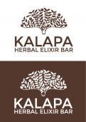 Logo & Huisstijl # 1052005 voor Logo   Huisstijl voor KALAPA   Herbal Elixirbar wedstrijd