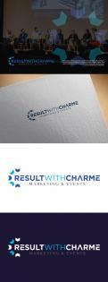 Logo & Huisstijl # 1238939 voor ontwerp een simpel maar opvallende logo voor een nieuw marketing en eventbureau genaamd Result with Charme wedstrijd