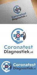 Logo & Huisstijl # 1222906 voor coronatest diagnostiek nl   logo wedstrijd