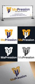 Logo & Huisstijl # 1210391 voor MaPression Identity wedstrijd