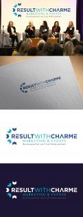 Logo & Huisstijl # 1238997 voor ontwerp een simpel maar opvallende logo voor een nieuw marketing en eventbureau genaamd Result with Charme wedstrijd
