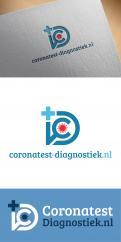 Logo & Huisstijl # 1222962 voor coronatest diagnostiek nl   logo wedstrijd