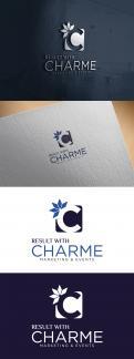 Logo & Huisstijl # 1238413 voor ontwerp een simpel maar opvallende logo voor een nieuw marketing en eventbureau genaamd Result with Charme wedstrijd