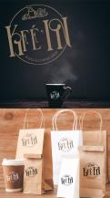 Logo & stationery # 1227767 for creation of a logo for a food   coffee shop contest