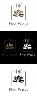 Logo & Huisstijl # 1012737 voor Five Ways Coffee Roastery and Cafe wedstrijd