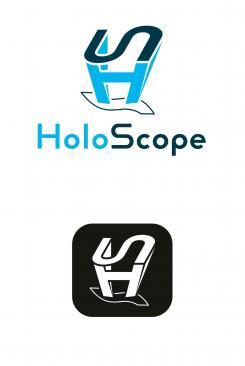 Logo & Huisstijl # 977543 voor Ontwerp een logo en huisstijl voor een Augmented Reality platform wedstrijd