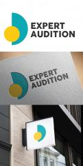Logo & stationery # 959847 for audioprosthesis store   Expert audition   contest