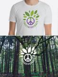 Logo & Huisstijl # 1040079 voor Treesgivepeace wedstrijd