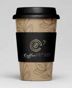Logo & Huisstijl # 1177453 voor Ontwerp een korte  krachtige en pakkende bedrijfsnaam voor Espressobar! wedstrijd