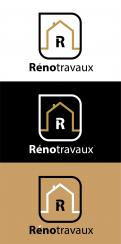 Logo & stationery # 1115800 for Renotravaux contest