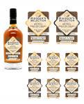 Logo & Corp. Design  # 1198052 für WHISKY Logo und Etikettengestaltung   fur die Marke  Riegger's Selection  Wettbewerb
