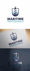Logo & Huisstijl # 1192447 voor Ontwerp maritiem logo   huisstijl voor maritiem recruitment projecten bureau wedstrijd