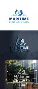 Logo & Huisstijl # 1193869 voor Ontwerp maritiem logo   huisstijl voor maritiem recruitment projecten bureau wedstrijd