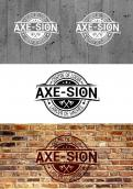 Logo & stationery # 1151196 for Create our logo and identity! We are Axe Sion! contest