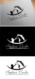 Logo & Huisstijl # 975654 voor Meester paard en juf Stephanie coachen wedstrijd
