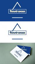 Logo & stationery # 1117461 for Renotravaux contest