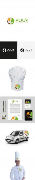 Logo & Huisstijl # 357939 voor Logo en Huisstijl voor Wereldrestaurant PUUR wedstrijd