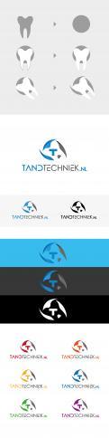 Logo & Huisstijl # 366497 voor tandtechniek.nl wedstrijd