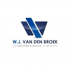 Logo & Huisstijl # 304227 voor Ontwerp een logo & huisstijl voor een stratenmakersbedrijf (sinds kort VOF) wedstrijd