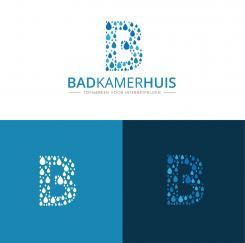 Logo & Huisstijl # 430031 voor Badkamerhuis.com Logo & Huisstijl voor Sanitairwinkel wedstrijd