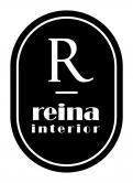 Logo & stationery # 1235649 for Logo for interior design  Reina  stam en staal  contest